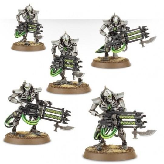 Warhammer Negron Immortals