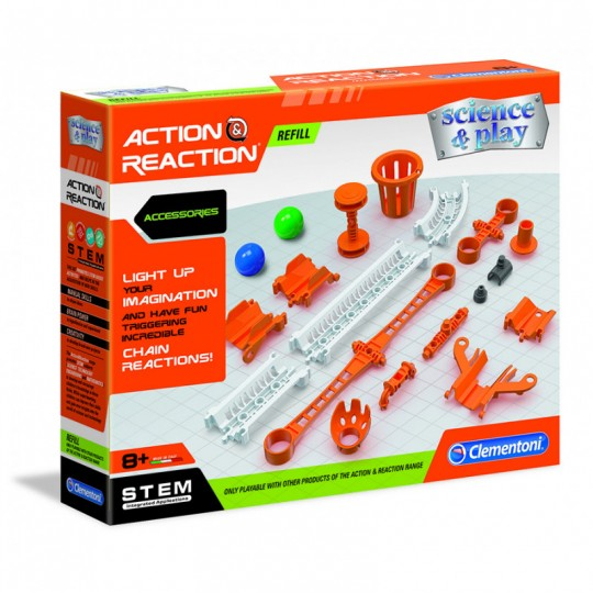 AS Science & Play - Action & Reaction Refill