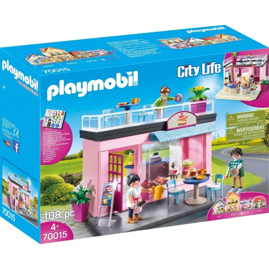 Playmobil My Café