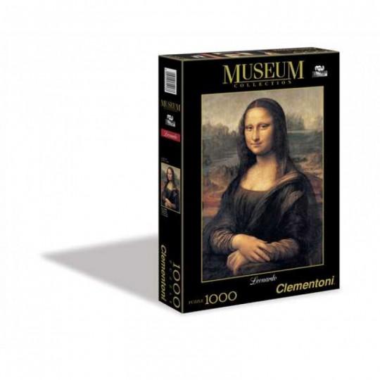 Clementoni Puzzle Leonardo - Mona Lisa