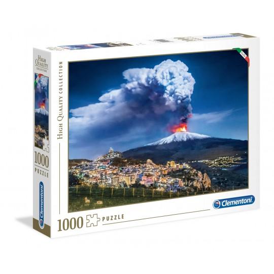 Clementoni Puzzle - Etna