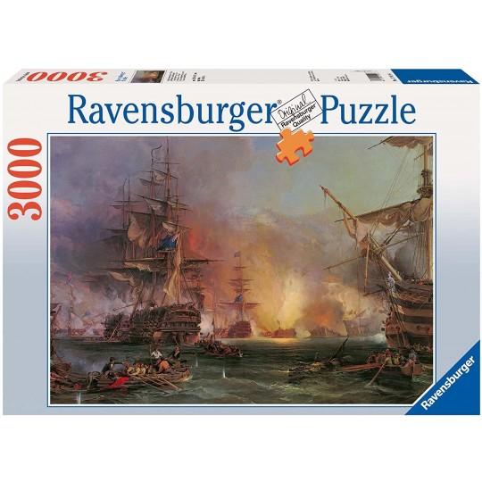Ravensburger Puzzle - The Bombardment of Algiers