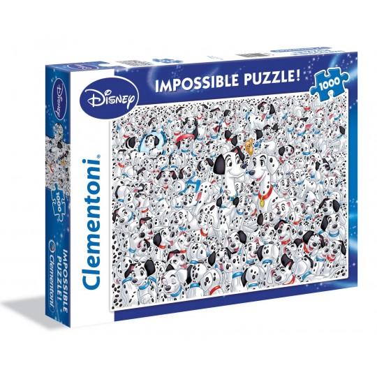 Clementoni Puzzle 101 Dalmatians