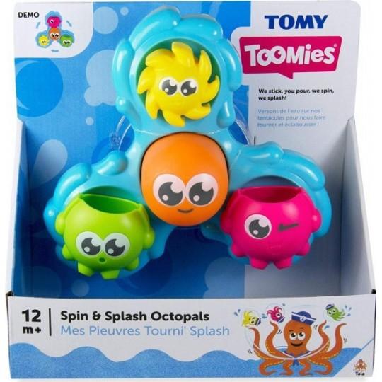 Spin & Splash Octopals