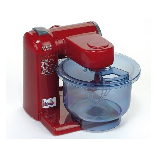 Klein Toys Bosch Kitchen Machine - Red