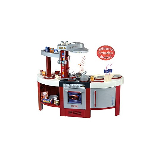 Klein Toys Miele Kitchen Gourmet International