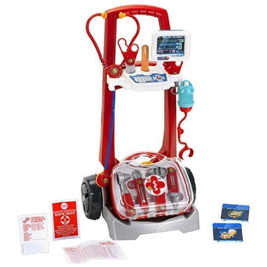 Klein Toys Doctor Trolley