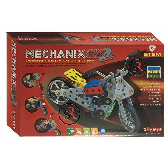 MECHANIX MOTOR BIKES
