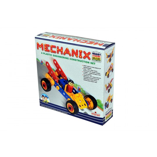 MECHANIX MOBITECH CARS & PLANES -2