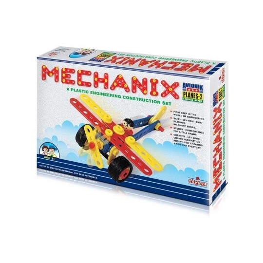 MECHNANIX AVIONIX PLANES-2