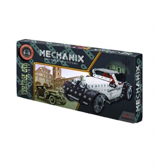 MECHANIX VINTAGE CAR
