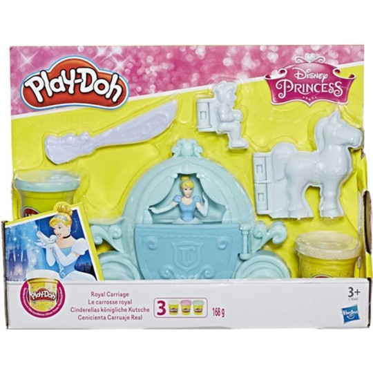Play-Doh Royal Carriage
