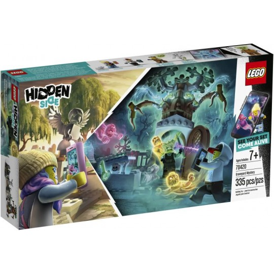 LEGO Hidden Side: Graveyard Mystery