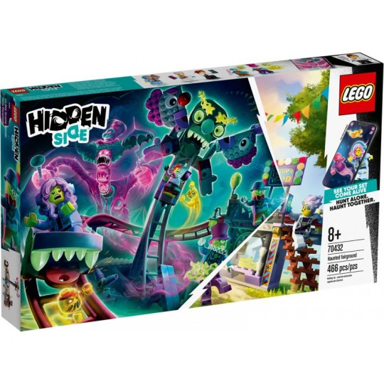 LEGO Hidden Side: Haunted Fairground
