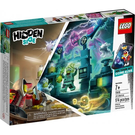 LEGO Hidden Side: J.B's Ghost Lab