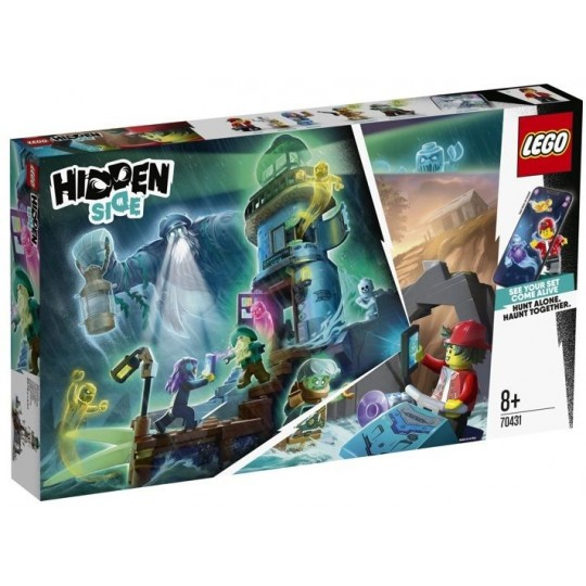 LEGO Hidden Side: The Lighthouse of Darkness