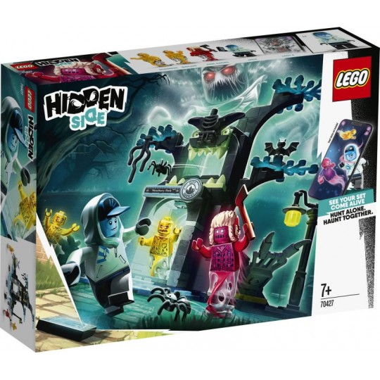 LEGO Hidden Side: Welcome to the Hidden Side