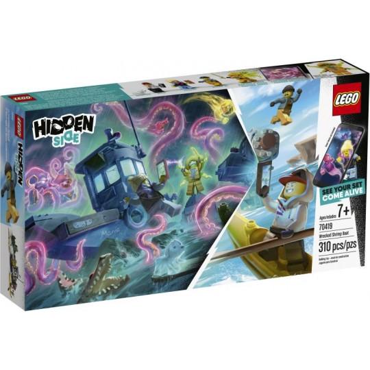 LEGO Hidden Side: Wrecked Shrimp Boat