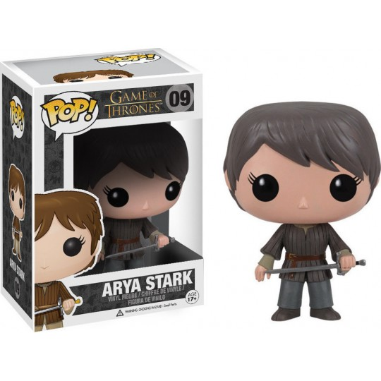 Pop! Game of Thrones Arya Stark 09
