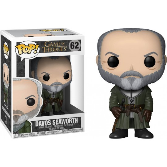 Pop! Game of Thrones - Davos Seaworth 62