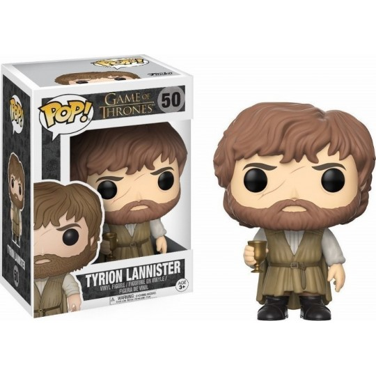 Pop! Game of Thrones - Tyrion Lannister 50
