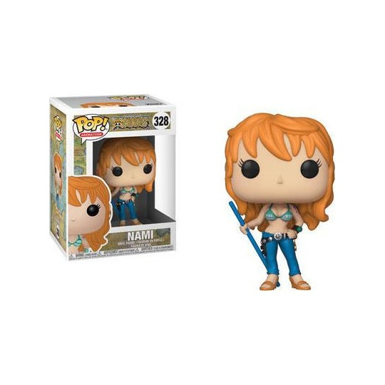 Pop! Animation One Piece - Nami 328