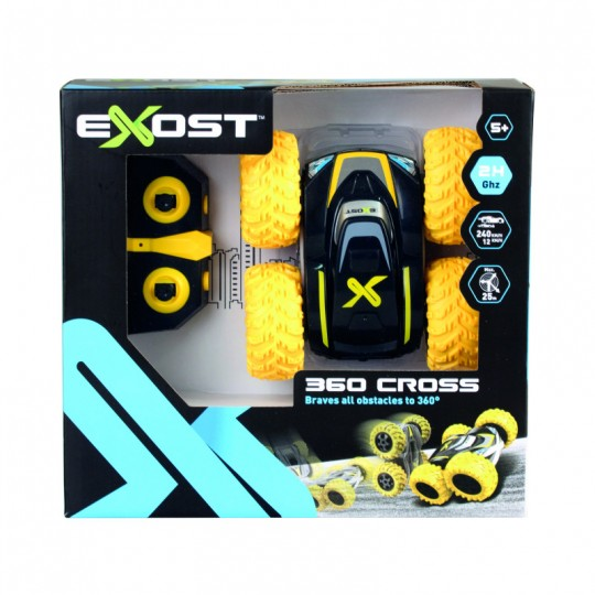 R/C 1:20 360 Cross Exost II