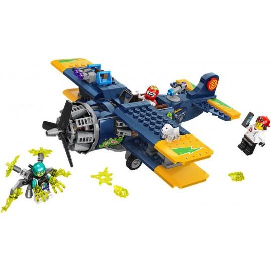 LEGO Hidden Side: El Fuego's Stunt Plane
