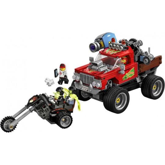 LEGO Hidden Side: El Fuego's Stunt Truck