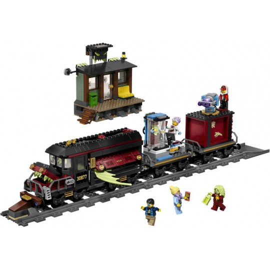 LEGO Hidden Side: Ghost Train Express