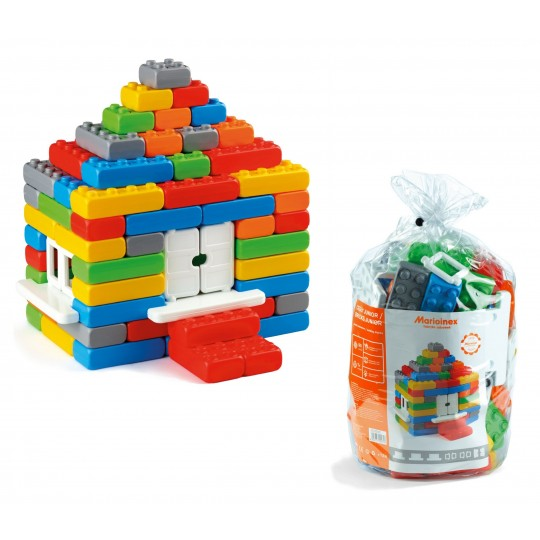 Junior brick 90 pcs Window + Door