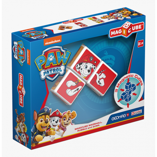 Magicube PawPatrol - Marshall, Rubble and Zuma