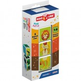 Magicube Savanna Animals 3 cubes
