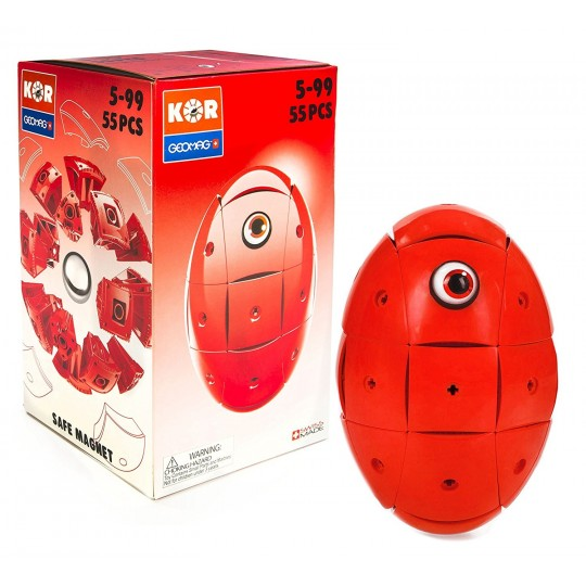 KOR Color Red