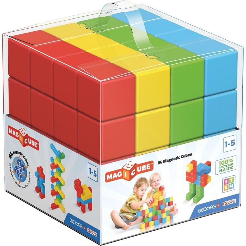 Magicube Green Line 64 Cubes