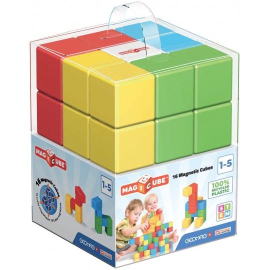Magicube Green Line 16 Cubes