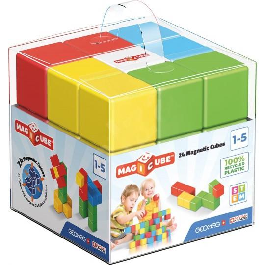 Magicube Green Line 24 Cubes