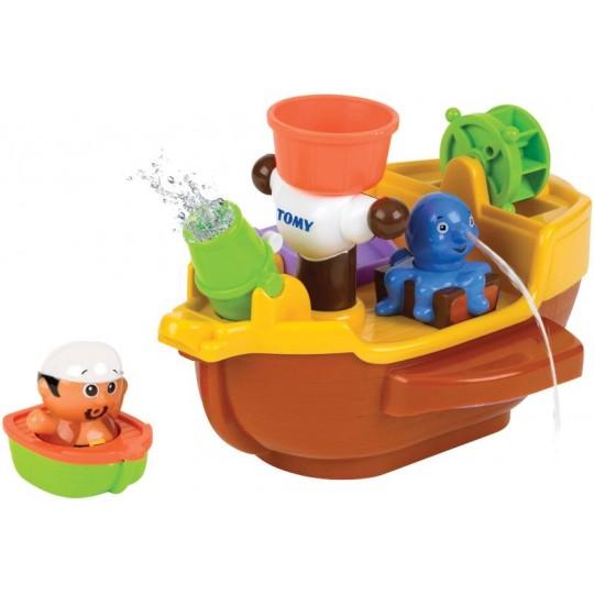 Pirate Bath Boat