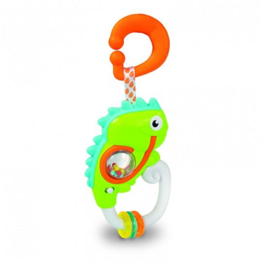Interactive Rattle Chameleon