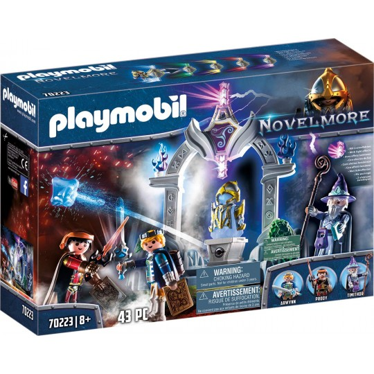 Playmobil Novelmore Temple of Time