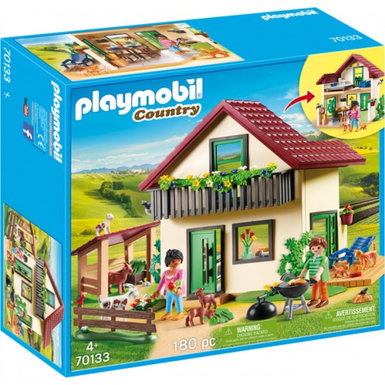 Playmobil Country Modern Farmhouse