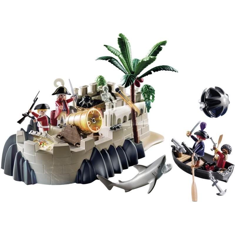 Playmobil Pirates Pirate Hideaway