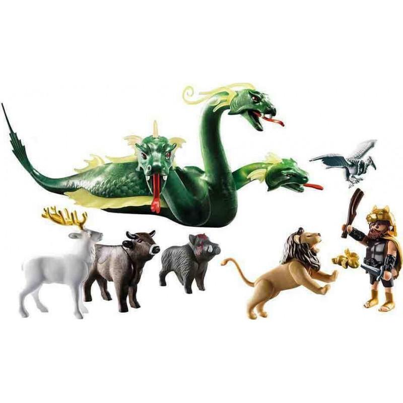 Playmobil History Hercules' Twelve Labours
