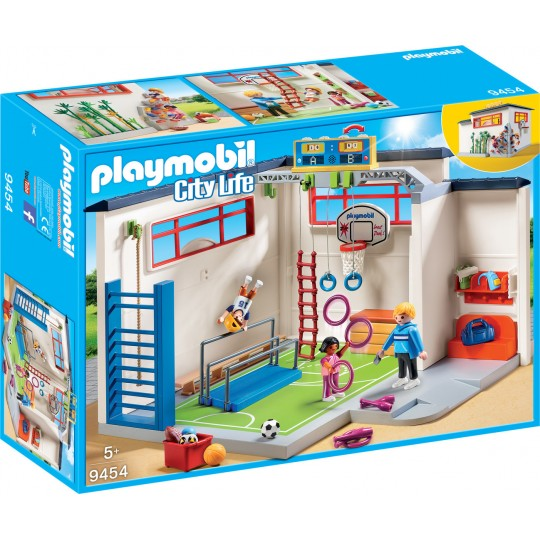 Playmobil City Life Gym
