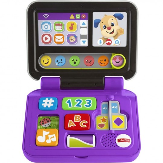 Fisher Price Παίζω & Μαθαίνω - Εκπαιδευτικό Laptop