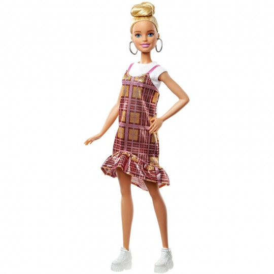 Mattel Barbie Doll - Fashionistas (142)