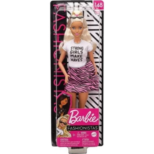 Mattel Barbie Doll Fashionistas (148)