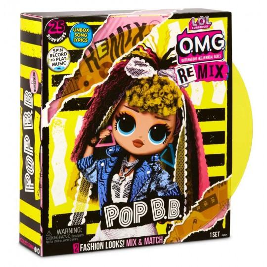 L.O.L Surprise! O.M.G Remix - Pop B.B