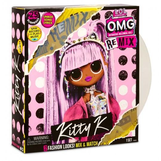 L.O.L Surprise! O.M.G Remix - Kitty K.