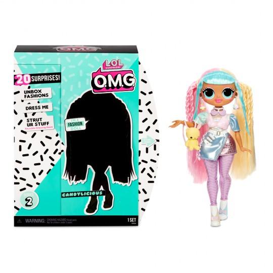 L.O.L Surprise! O.M.G Candylicious